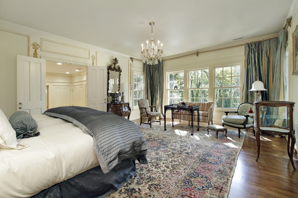 DDBuild-A French Provencal Custom Master Bedroom Addition.