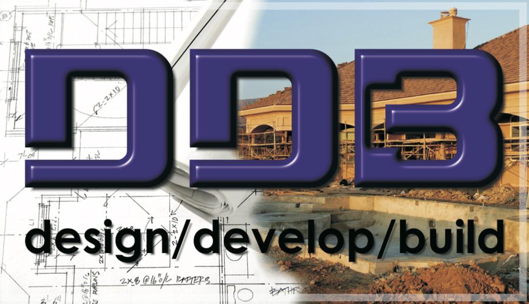 DDBuild-A General Contractor-Company Logo