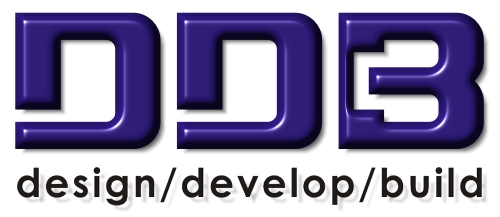 DDBuild-Construction | Residential, Commercial-logo design