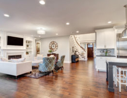 DDBuild - Home Remodel and Renovation - Remodel Open Kitchen and Family Room Plan